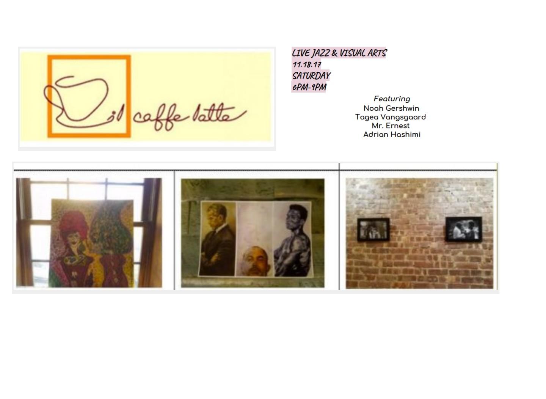 CAFE LATTE II 11/18/17