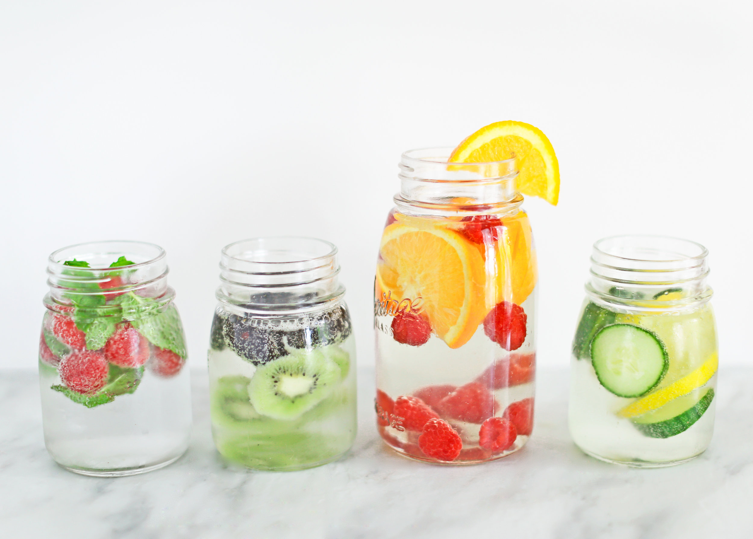 Infused Water - Holistic Weight Loss