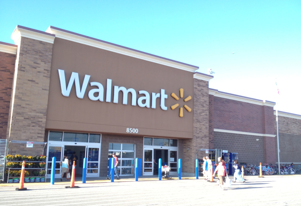 Wal-Mart in Dryden*