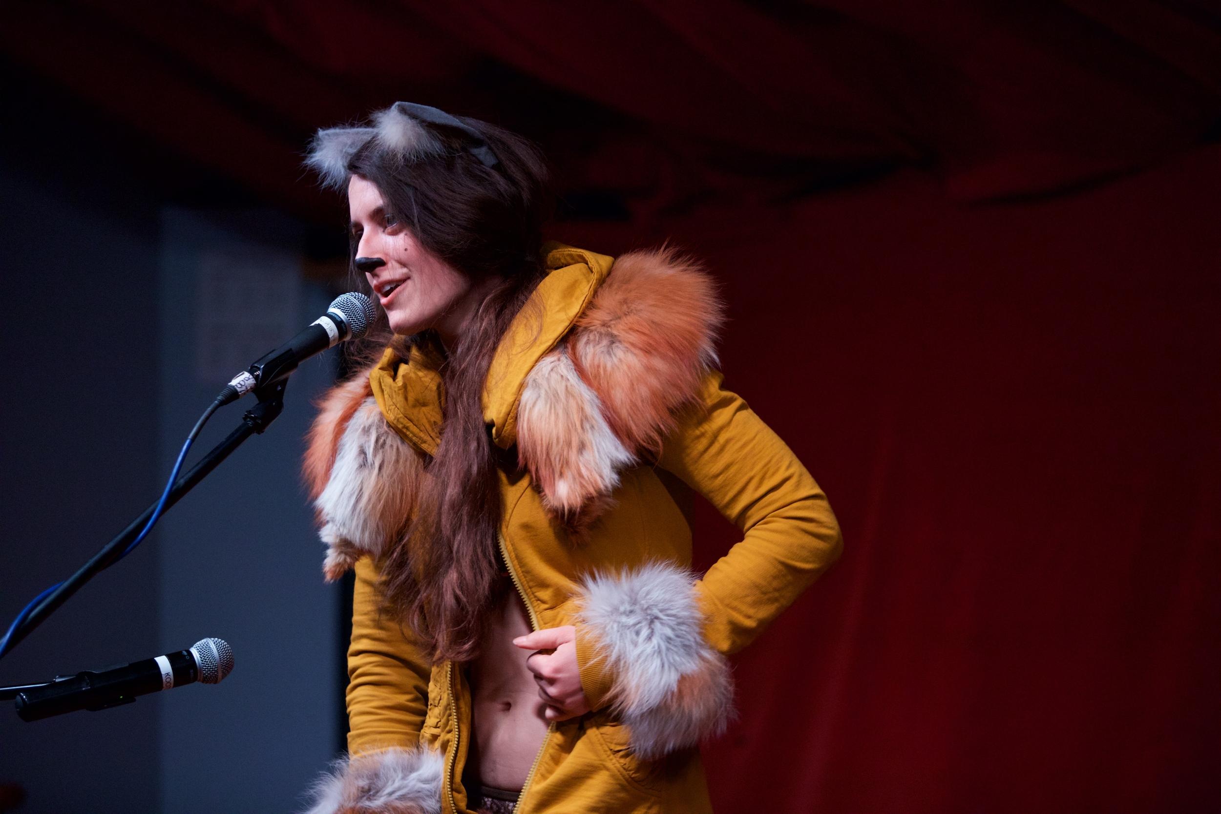 Photo Credit: Brian Adams, Freezing Tassel Burlesque Festival, 2016
