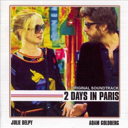 ORIGINAL SOUNDTRACK  2 DAYS IN PARIS