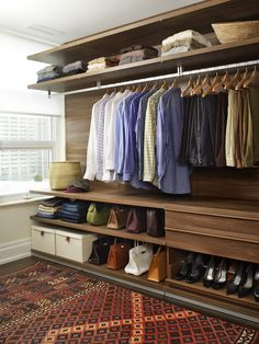 Breim Built-In Wardrobe