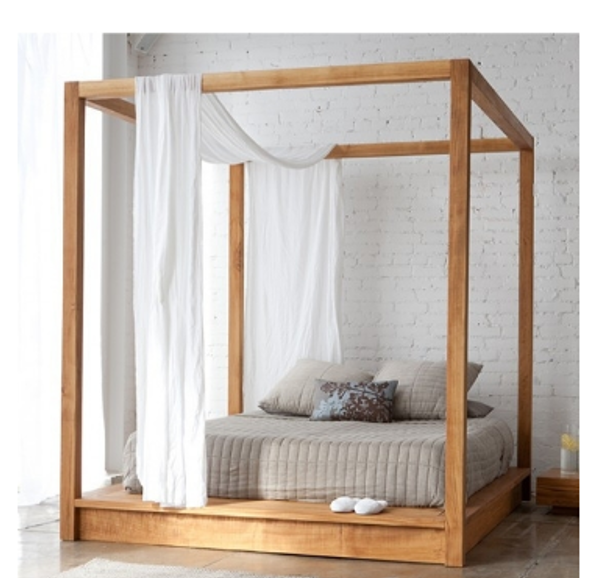 Ziva Poster Bed