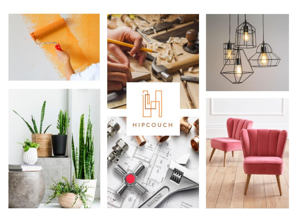 interiors made easy by Hipcouch - End-to-End services