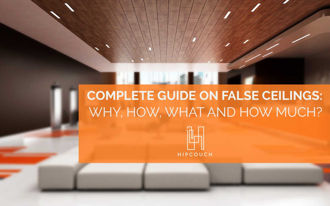False Ceiling: The Slab That Transformed Home Decor
