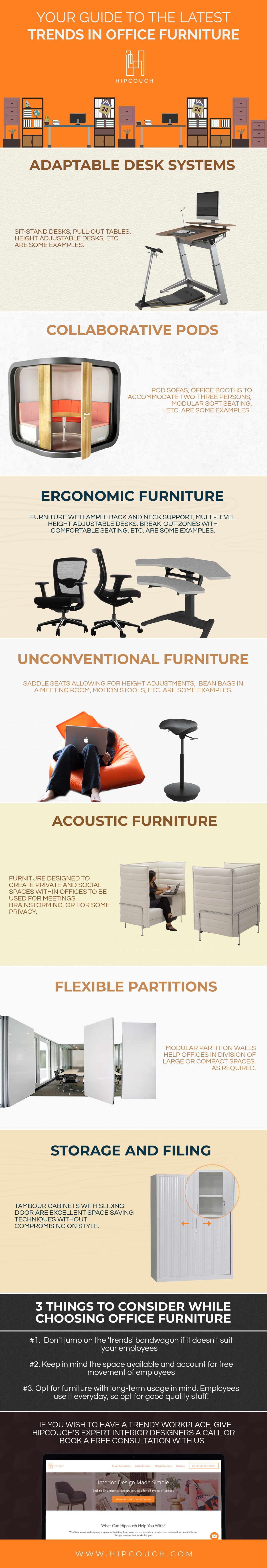 The Ultimate Guide To Awesome Office Furniture!