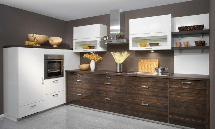 برای یک آشپزخانه شیک به چه چیزهایی نیاز خواهید داشت! کابینت ممبران کابینت هایگلس 1