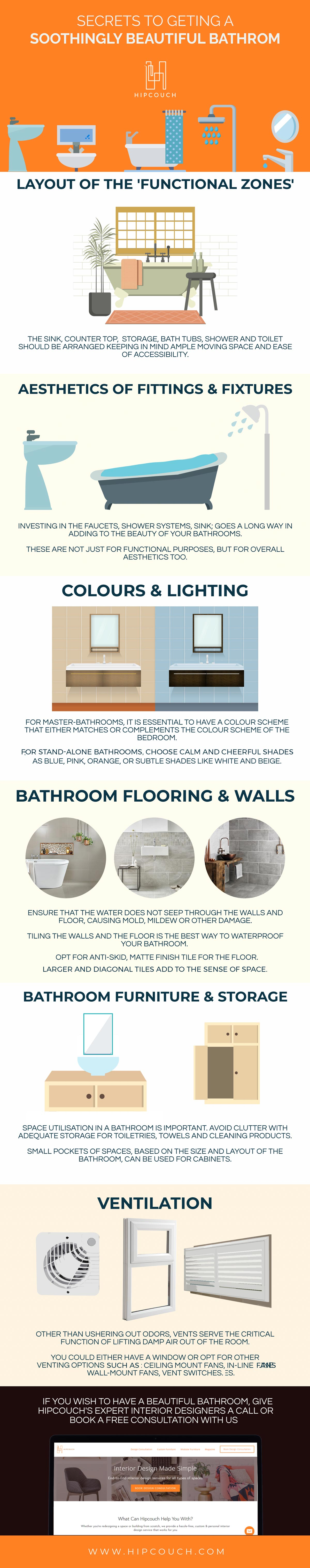 6 Things about Getting Beautiful Bathrooms Your Contractor Wouldn't Tell You