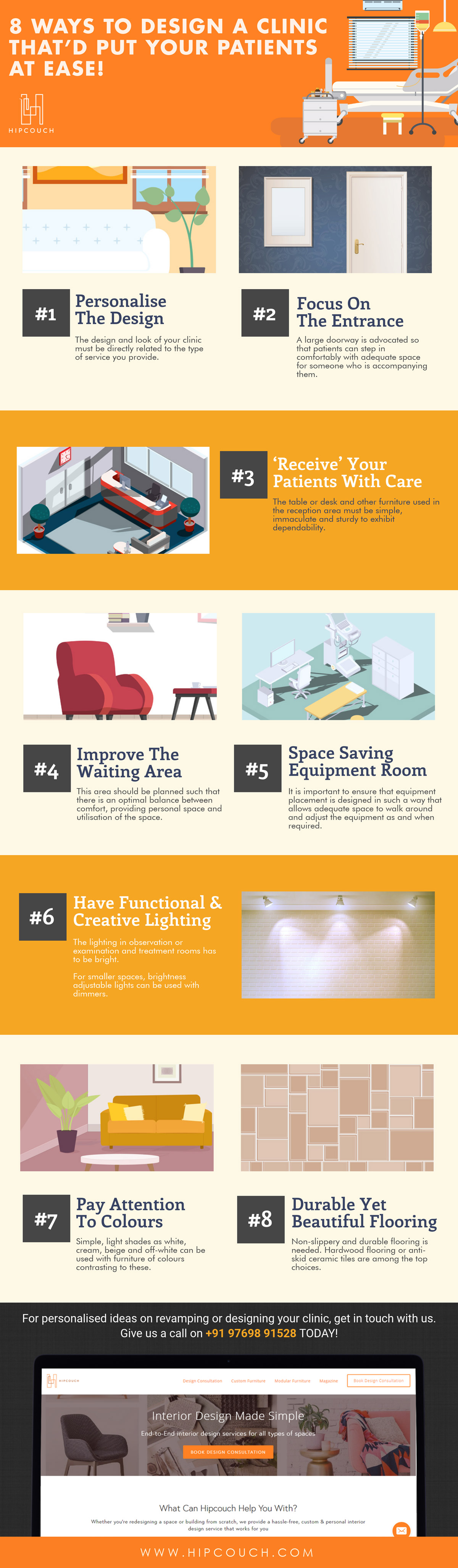 8 Ways To Design A Clinic That'd Put Your Patients At Ease!