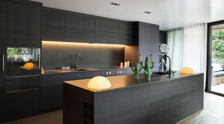 Acrylic Vs Laminate Choose The Right Finish For Your Kitchen Cabinets Hipcouch Complete Interiors Furniture