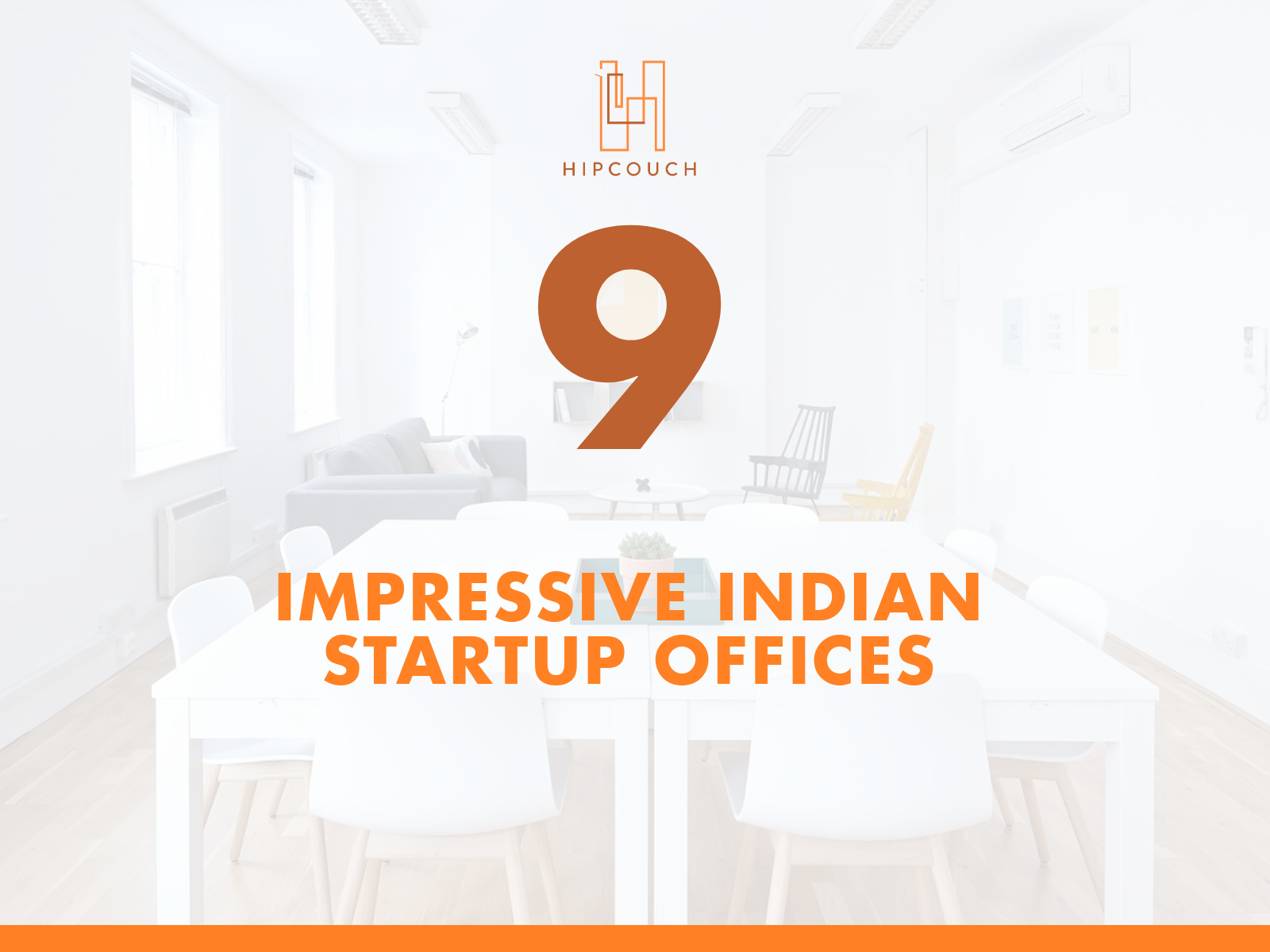 9 Impressive Indian Startup Offices