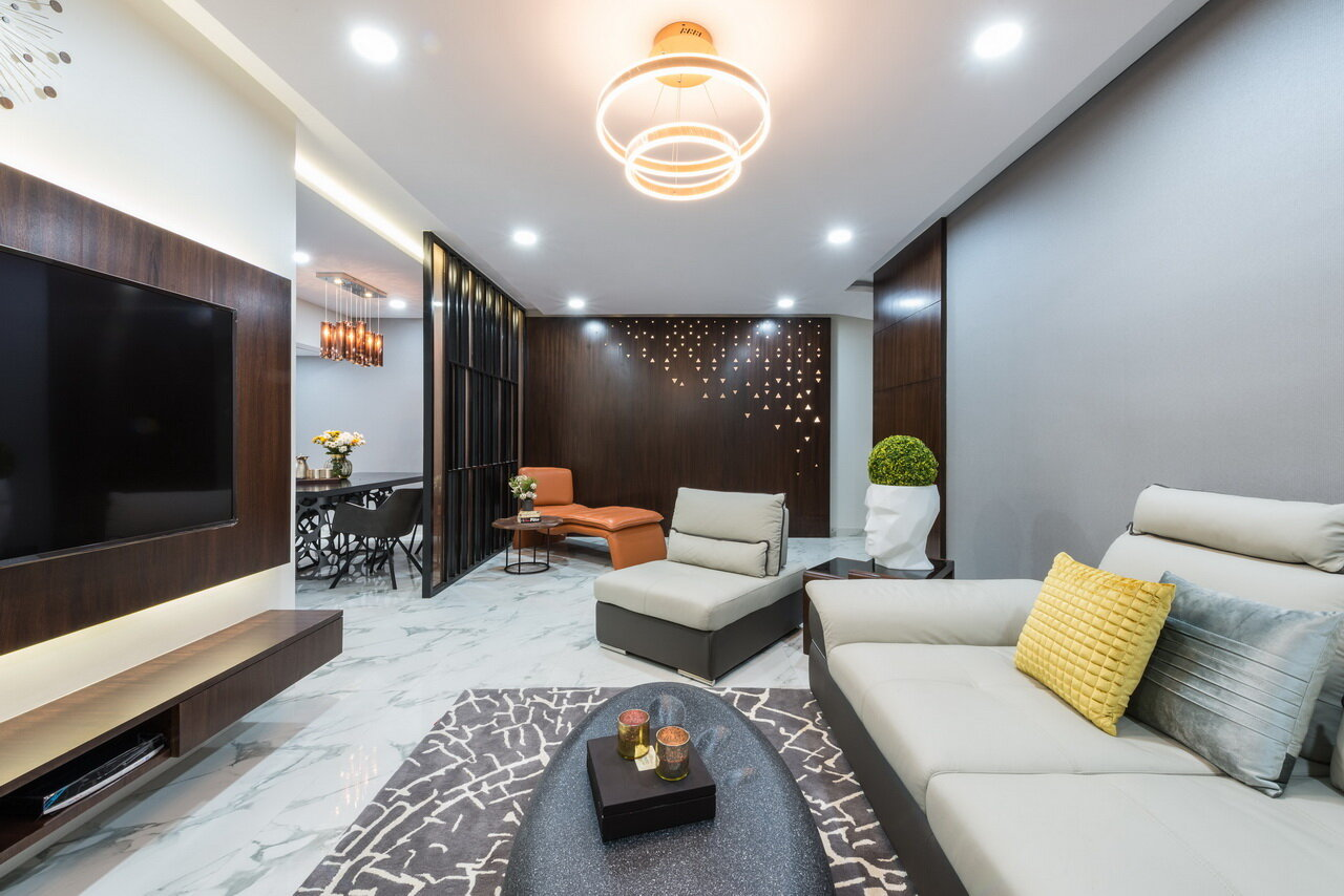Ten Home Interior Designing Ideas To Get Perfect Living Rooms For Mumbai Homes Hipcouch Complete Interiors Furniture