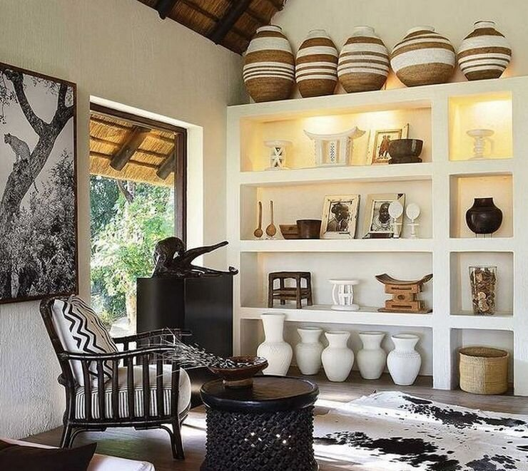 7 Best African Home Interior Design Ideas For The Boho Soul Within You Hipcouch Complete Interiors Furniture