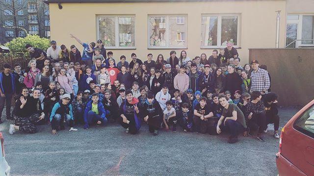 #trashtagtrinec Pizza Party Druhá Den!!! Děkujeme! #exittrinec2019 #exittour #trashtag #livingroomtrinec