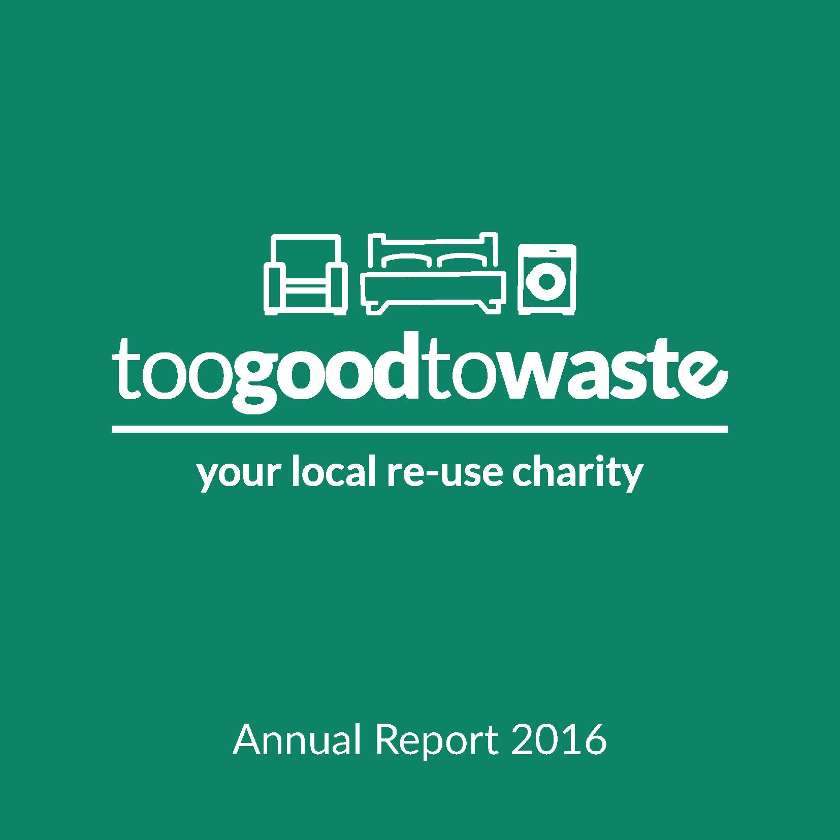 toogoodtowaste Annual Report 2016