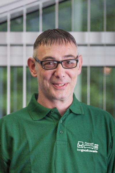 Craig Bowles   Van Driver & Supervisor