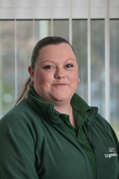 Lynsey Beazer   Customer Services Supervisor