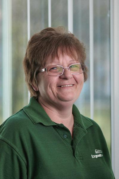 Sharon Griffin   Customer Services Supervisor
