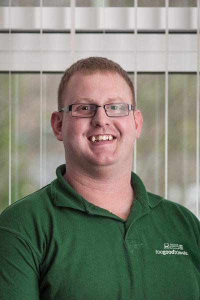 Marc Powell   Domestic Appliance Engineer