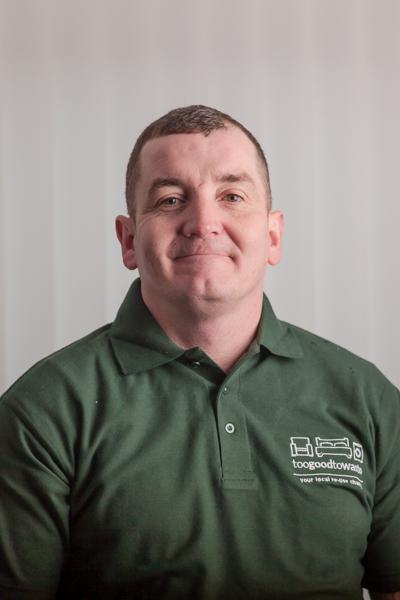 Steve Webb   Domestic Appliance Cleaning Supervisor