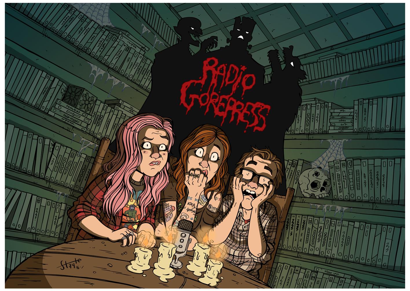 Radio Gorepress Podcast.