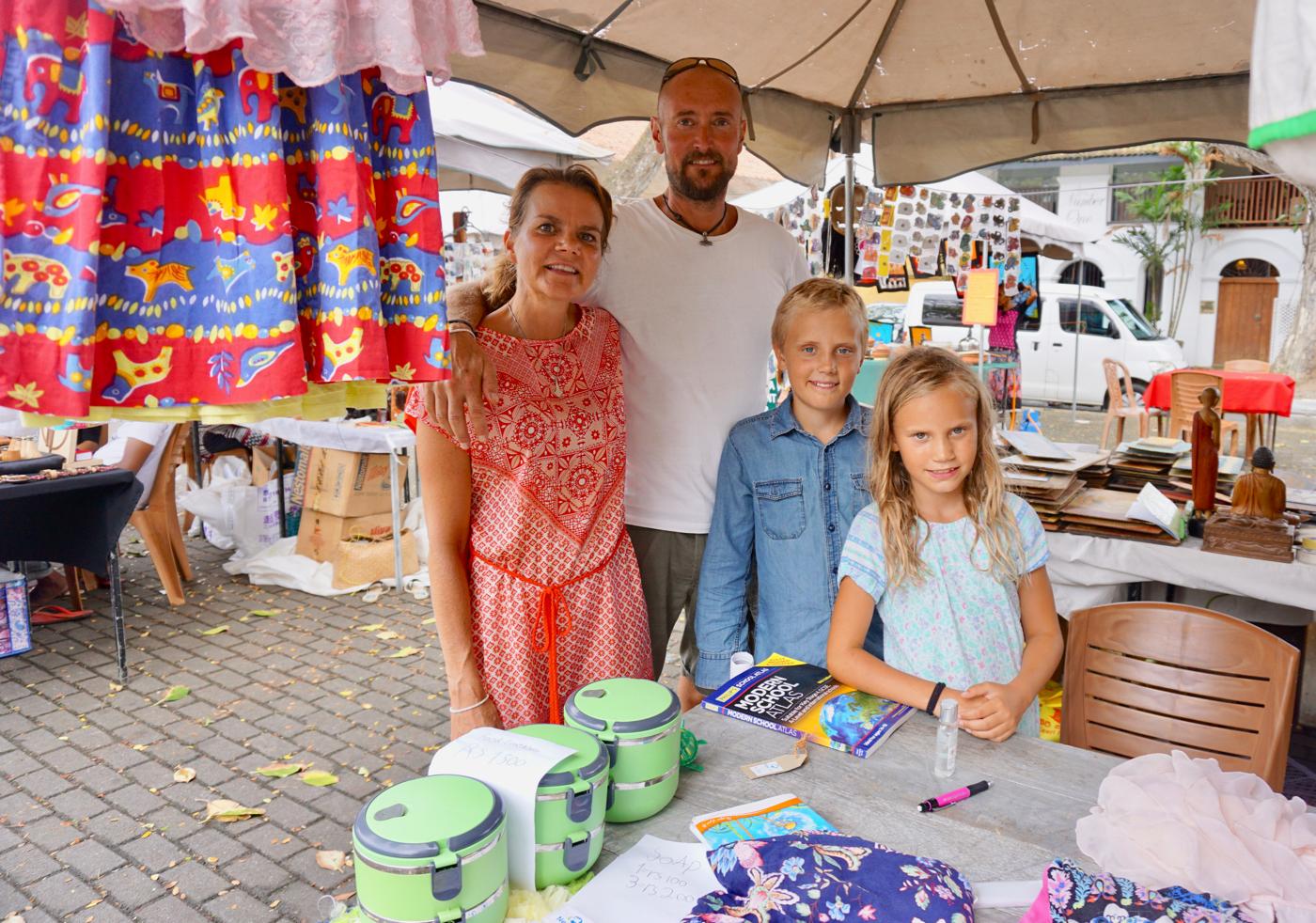 NewUse Volunteers Galle Market.jpg