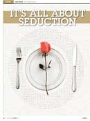 it's all about seduction