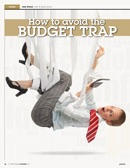 how to avoid the budget trap