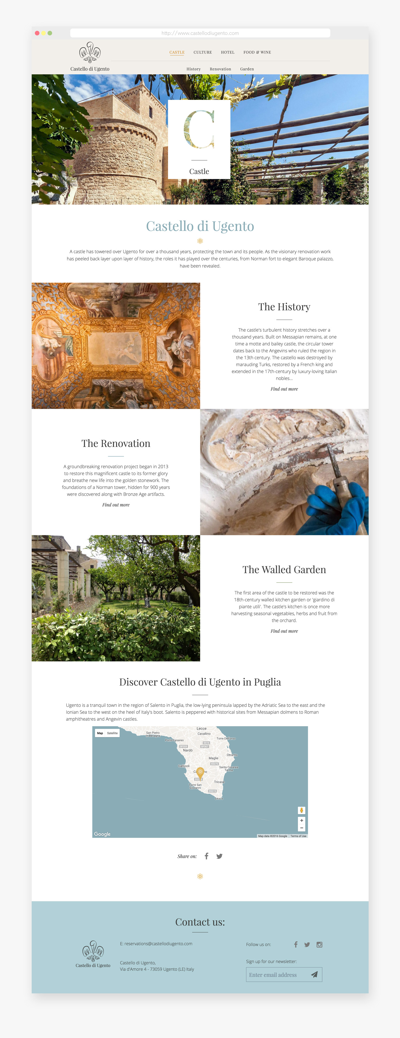 castello-di-ugento-website-user-experience-furthermore