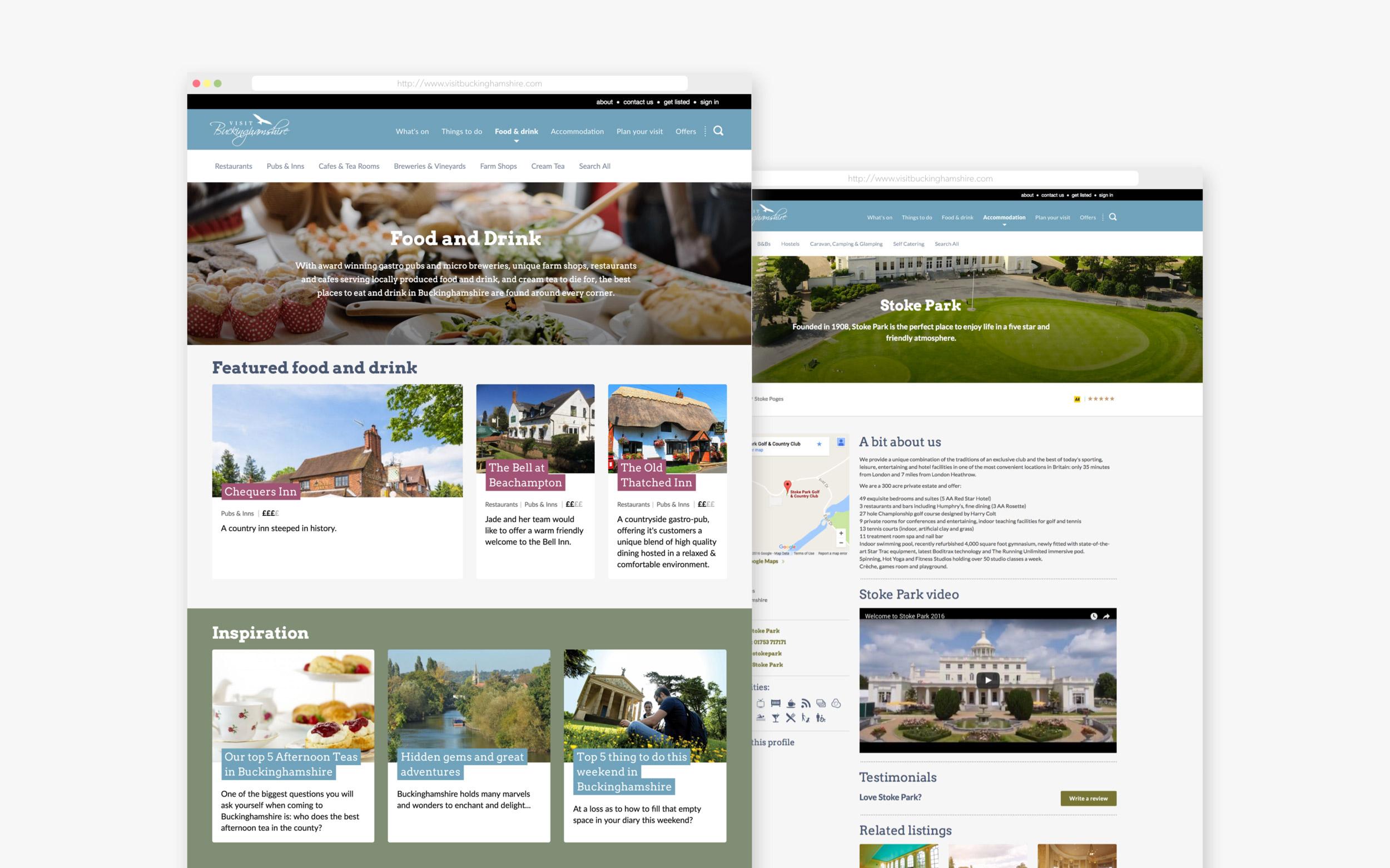 Visit-buckinghamshire-website-food-drink-furthermore
