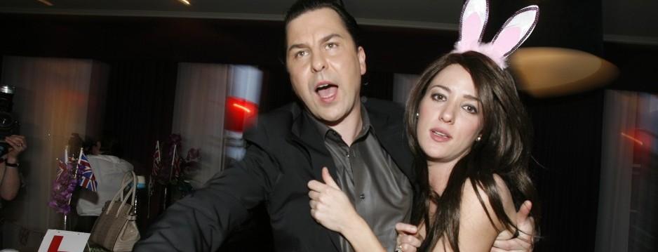 Robbie Mack and Hannah Dale