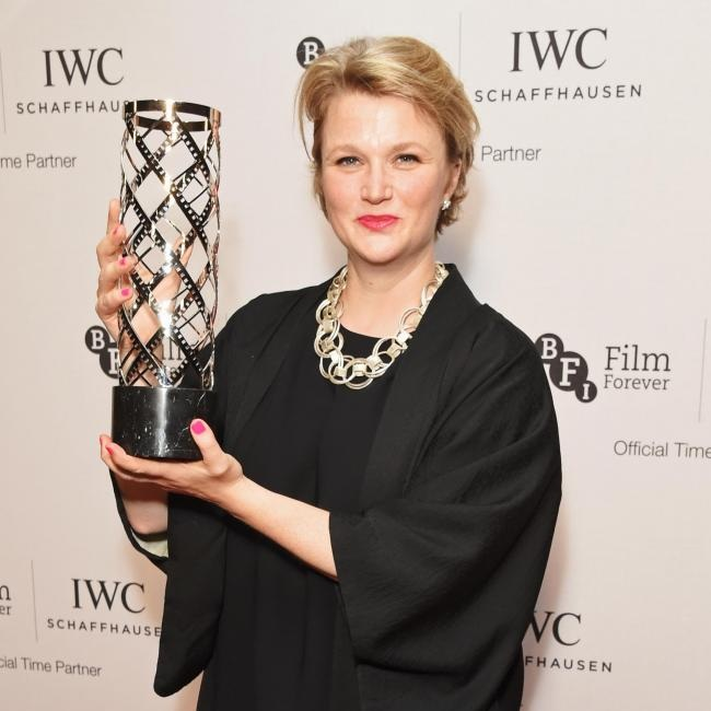 Hope winning the inaugural IWC Filmmaker Bursary Award in association with the BFI