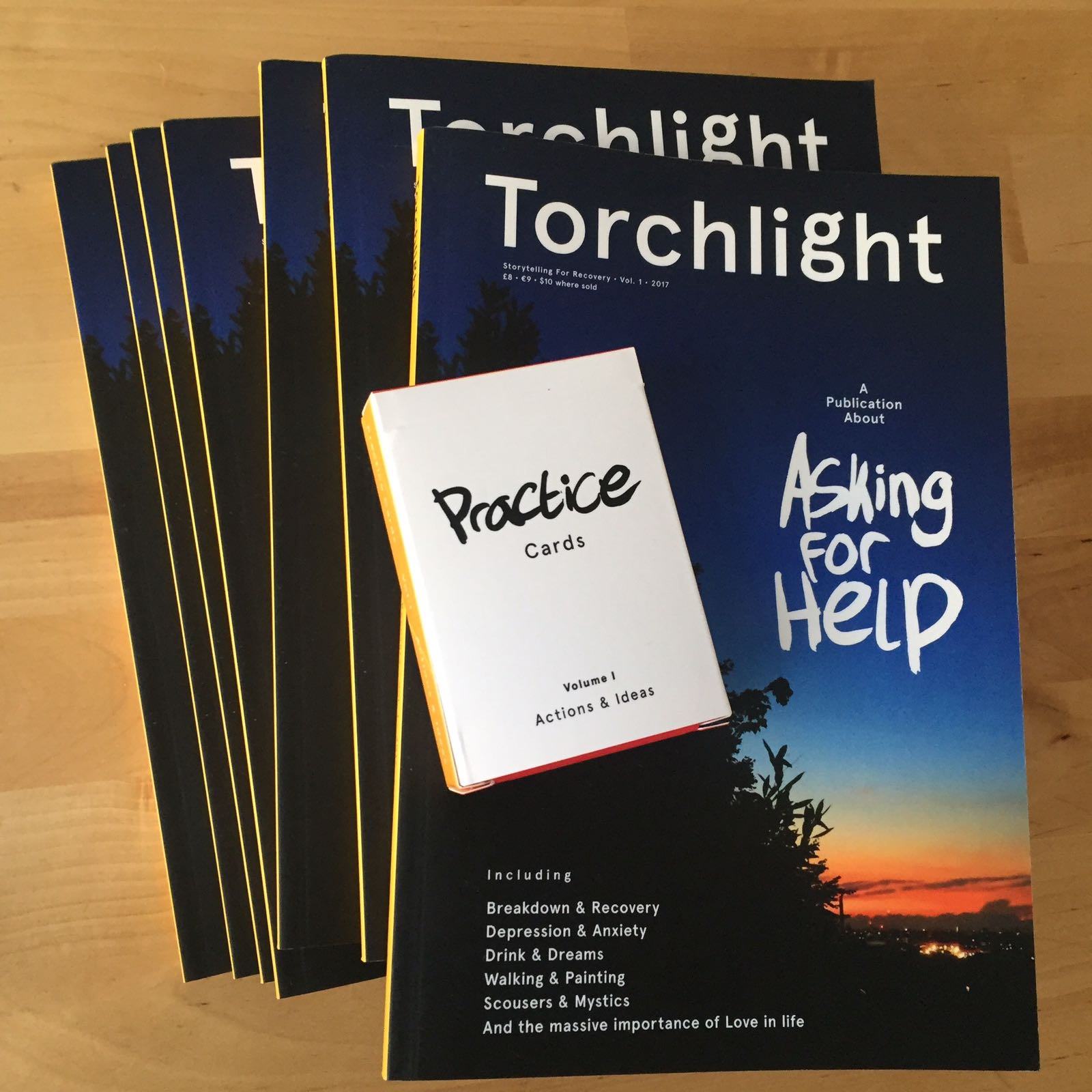 Torchlight: Asking for Help