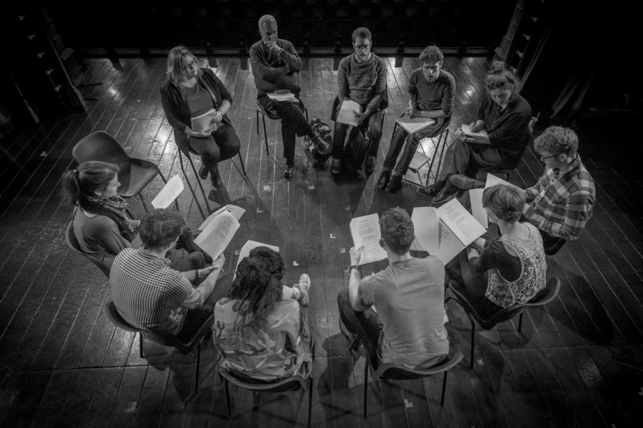 Criterion Theatre New Writing Programme - Play Reading