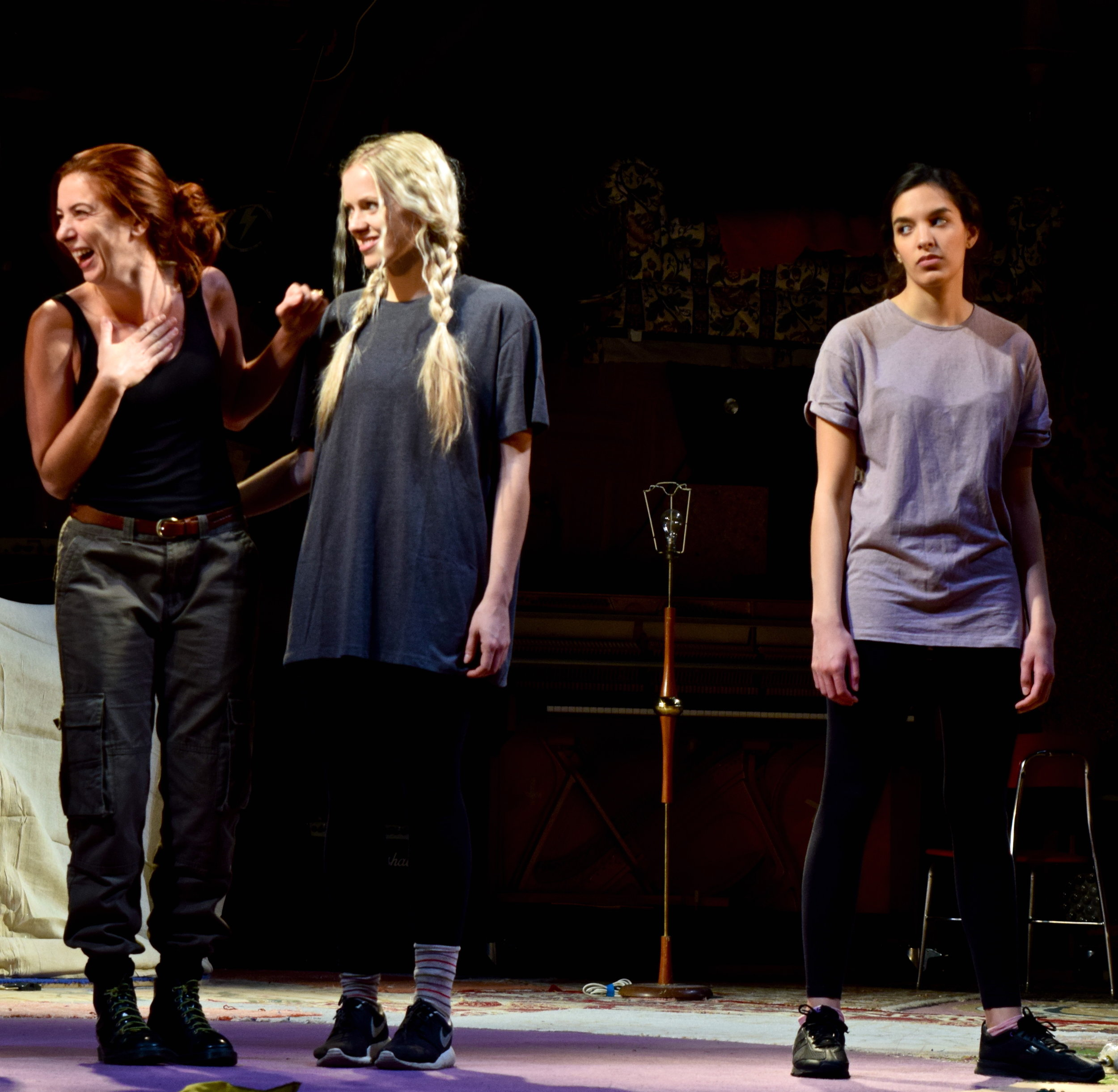 Reserves - Criterion Theatre - New Writing Showcase