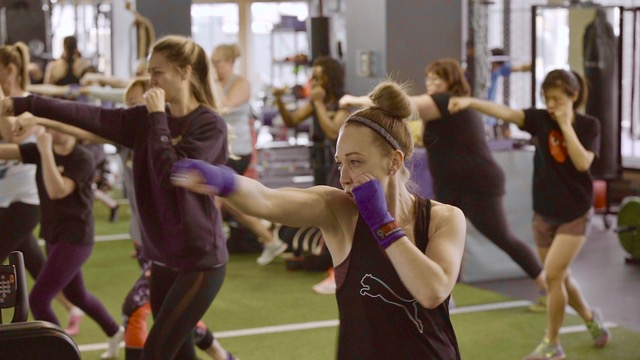 PUNCH LIKE A GIRL Classes -