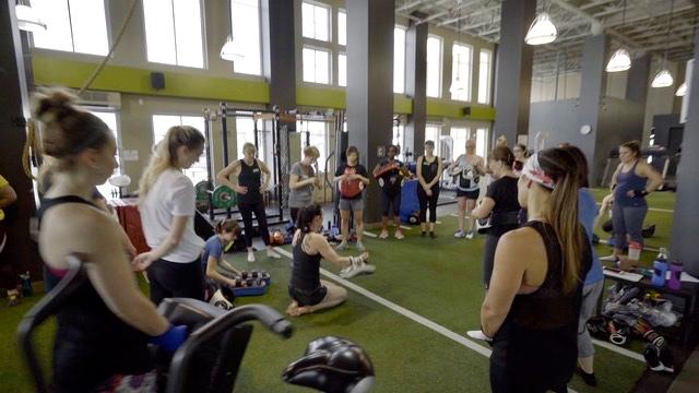 Punch Like a Girl Workshops -