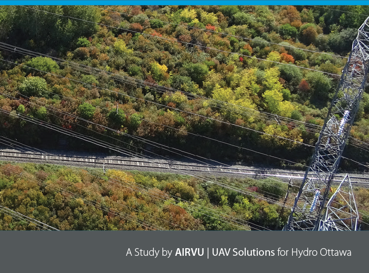 Hydro Ottawa: Aerial Surveying and Inspections