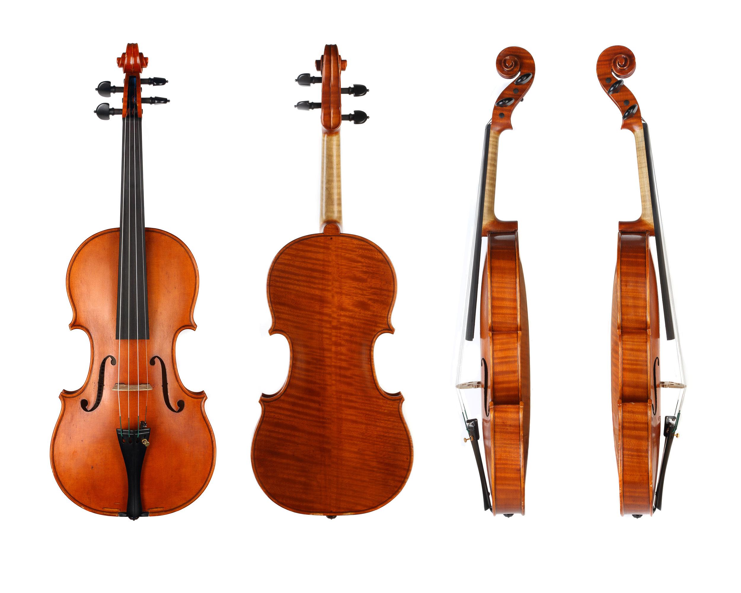 №6 Stradivari, A.—Medici - *FOR SALE*