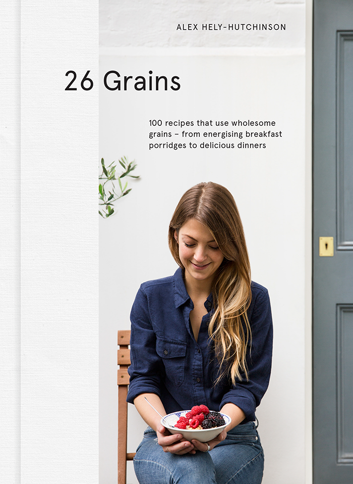 26 Grains by Alex Hely-Hutchinson is published by Square Peg at £20, and is out now.