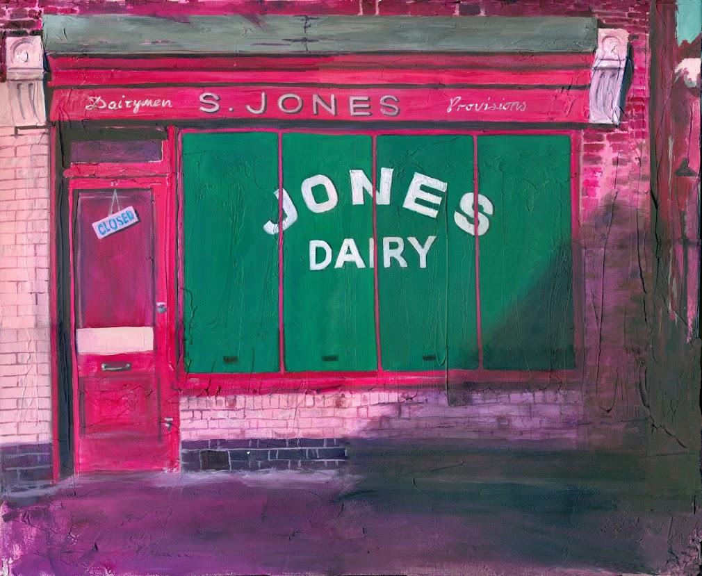 Michelle Heron - 'Jones Dairy'