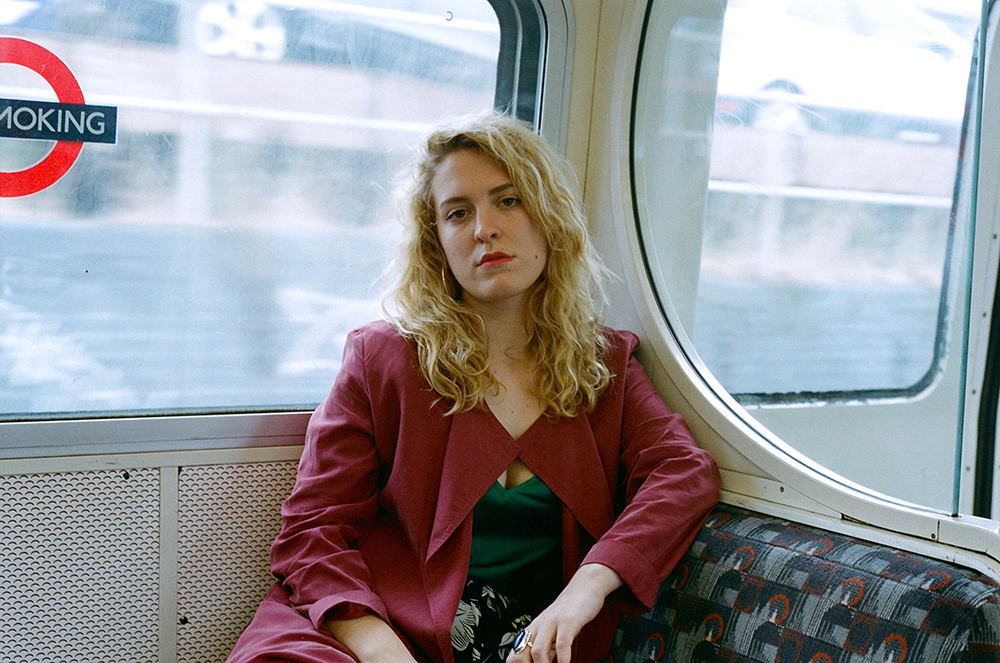 """""""I was 19 and had just moved to Paris. I was on a crowded train and this guy put his hands on my hips and started grinding on me. I stepped on his toes as hard as I could and he finally let go. I stormed out of the train straight after.""""JULIETTE"""