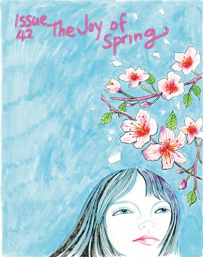 Illustration:  Rachel Heavens