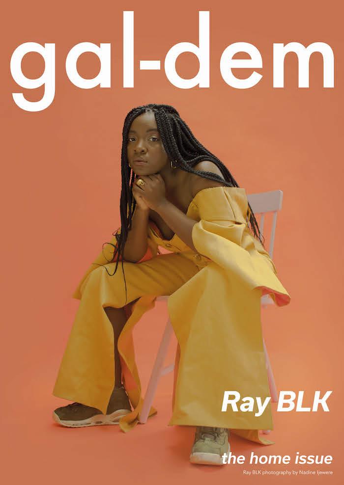 gal-dem issue 2 © gal-dem