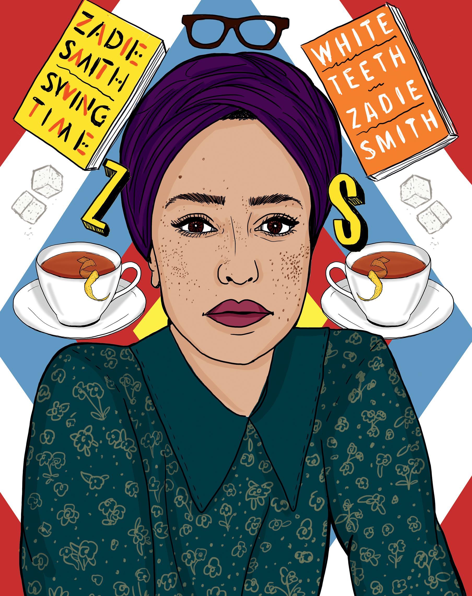 Illustrations by Kelly Shami