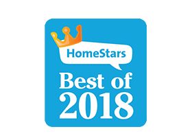 100 Reviews! - In Homestars.