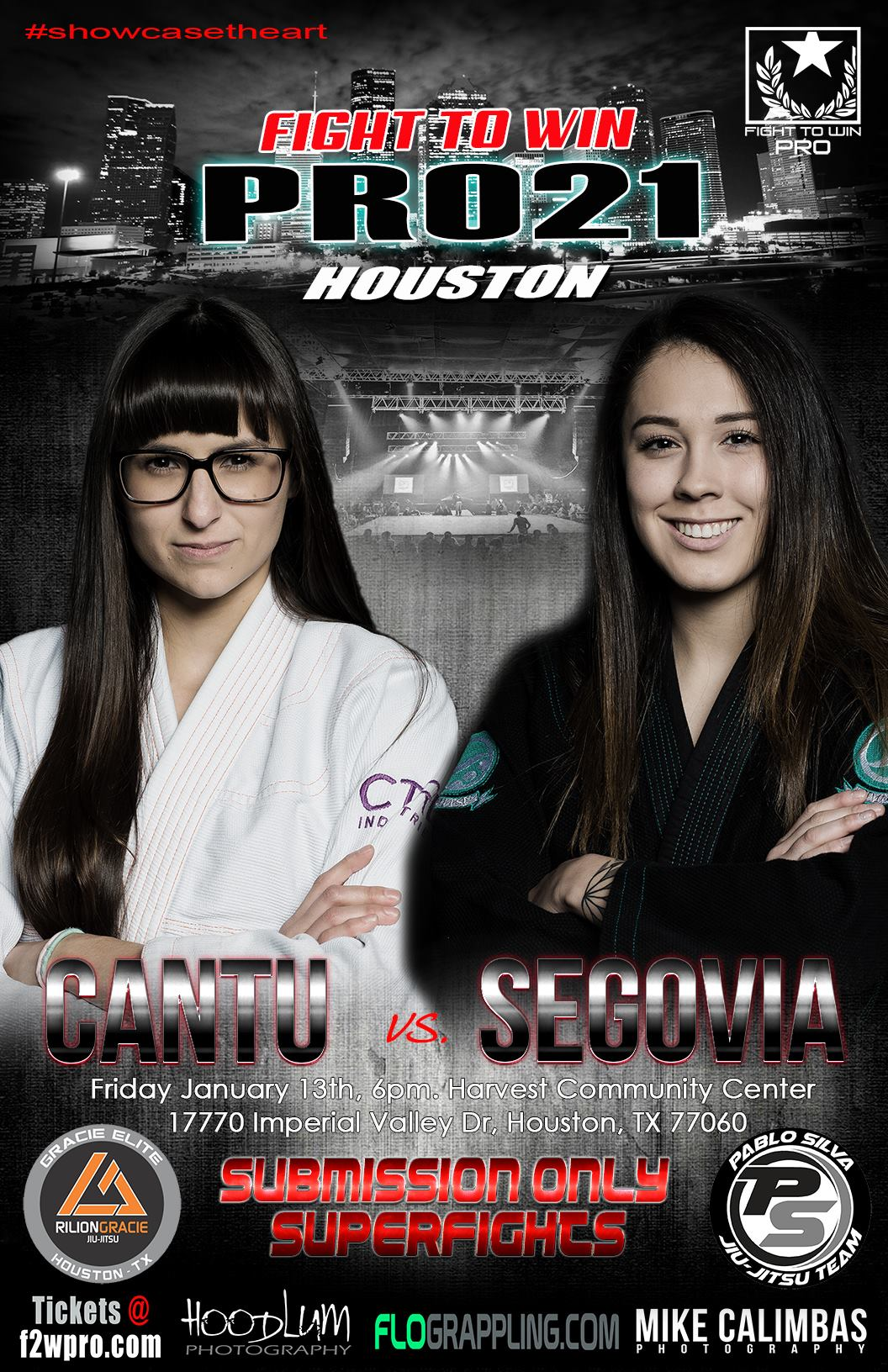 Fight 2 Win Pro West Houston BJJ