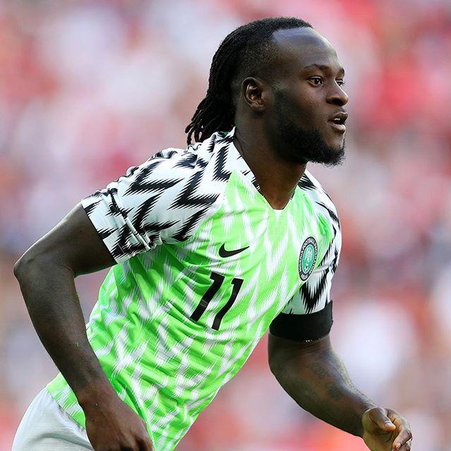 Come on Nigeria! 🔥