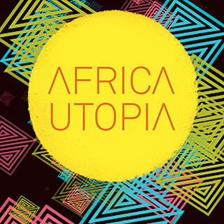 We're at #africautopia all weekend! 💕✨