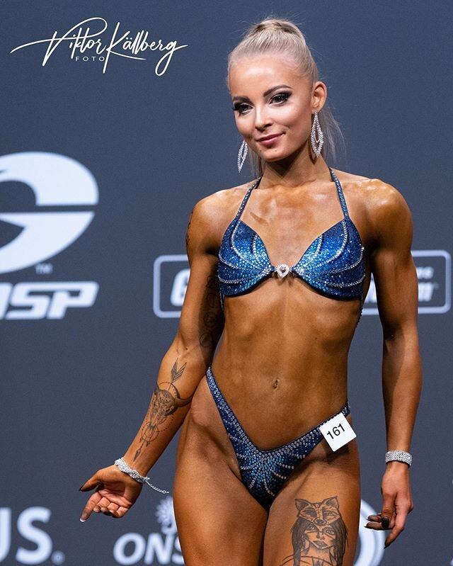 fitness tävling nybörjare